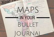 Bullet journal inspitation