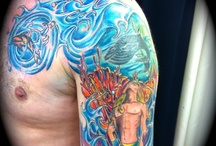 People and body art / Cool bodies / by Shaun Kelly