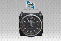 AMG IWC CLOCK GENUINE Uhr Clock Analoguhr MERCEDE C-KLASSE W205 C CLASS W2058273500