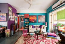 Krsna's House  / Take a sneak peek to our directors house
