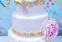 Karen Davies cake