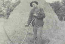 Pioneer farming, homesteading