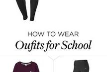 outfis for school