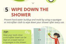 Consigli per la pulizia
