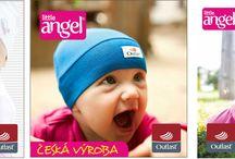 Little Angel / Funkční oblečení