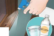 Tisztitoszerek és permetek
