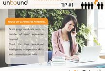 recruitment tip / by CareersUnbound