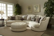 Upholstery / Sofas, love seats, sectionals and seating by A.R.T. Furniture