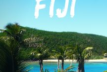 Travel | Fiji / Here I show a collection of travel inspiration,travel tips and recommendations for a beach holiday in Fiji in South Pacific.
