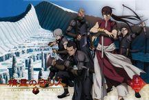 Seirei no Moribito anime / aventura , fantasía