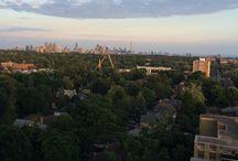 • MY TORONTO • / Ma vue de Toronto.