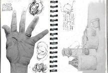 Sketchbooks / by Julie Yates