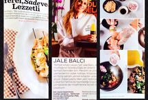 Jale Balci / Chef, author, loves to travel, discover and eat, most important a mother