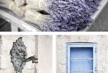 Colors: Lavender/Lilac/Purple / by Jolanda van Pareren