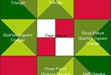 6 fabric quilt