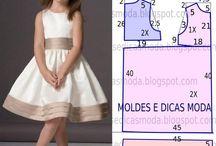 Como hacer vestidos