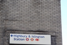 Highbury & Islington / Pictures and photos in and around Highbury & Islington Station. / by Randomly London