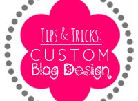 Blogging / Ideas, inspiration and techy bits