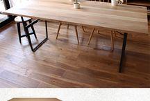 ダイニングテーブルのアイデア