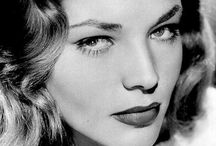 Classic Portraits / Early to mid-century style portraits, covering film noir and the Hollywood glamour aesthetic.