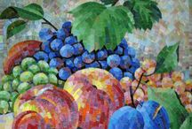 Mosaic..All About Fruit..
