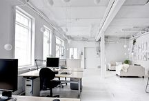 All White Offices