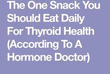Thyroid health and info