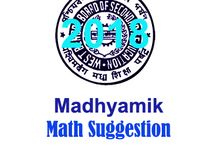 Top Mathematics suggestion for Madhyamik 2018 exam