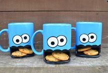 Cookies / We all are secretly cookie monsters.