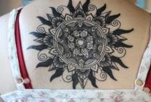 tattoos / by LAUREN BRIDGES
