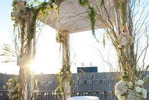 Wedding / Свадебный декор в Москве от Мастерской Креативного Декора тел: 8-985-809-72-34