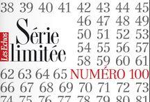 covers / Toutes les Unes de Série Limitée / SL All the covers of our luxury magazine Série Limitée / SL
