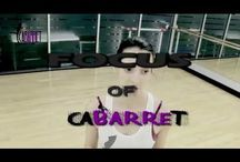 Videos from CABARRET Barre and Dance Fitness Classes / Video pins featuring our unique barre and dance fitness classes.