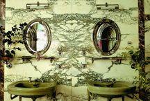 Bathrooms {marble&marvelous}