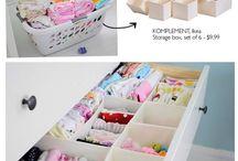 Baby organisation