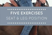 Horse riding tips and hints / Horse riding tips and hints