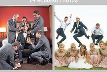 Wedding prep ideas
