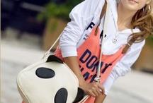 Pastel Cute Panda Pattern
