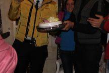 Berdan Mardini'ye Jan Dizi Ekibinden Sürpriz Doğum Günü / Jan Trt6 Dizisinin çekimleri için Mardin'de bulunan Berdan Mardini'ye çekimler sırasında Ekibinden Sürpriz Doğum Günü