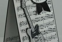 Kartka dla muzyka