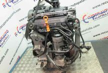 Motor Volkswagen / Disponemos de una amplia variedad de motores para vehículos Volkswagen. Visite nuestra tienda online del Desguace Recuperauto Palafolls, provincia de Barcelona: www.recuperautopalafolls.com o llame al 93 765 04 01!
