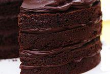 Gâteau CHOCOLAT. MMMMM