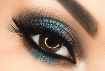 Øjen make up