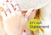 Let's Talk Statement / What's your statement?