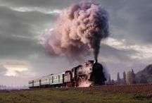 Pociągi / Pociągi, lokomotywy, trasy