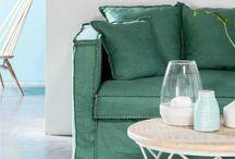 Canapés Hanjel / Découvrez l'ensemble des canapés et fauteuils de la jeune marque de mobilier Hanjel. De deux à cinq places, en tissus ou en cuir, retrouvez toutes les créations présentées sur le site internet Décostock : http://goo.gl/LzAvGp