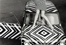 60s op art/ fashions etc.