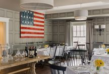 Holiday Dining / Whether you are entertaining colleagues, friends, or family, Lexington restaurants offer a festive location and dining experience for this holiday season. Courtesy of the Lexington Retailers Association & Lexington Center Alliance in Massachusetts.
