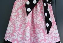 Sewing-Pillowcase Dress ideas