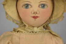 Maggie Bessie Antique Doll